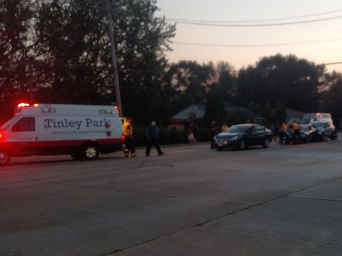 2 Multi-Vehicle Crashes Happen Blocks Apart On 167th Street | Tinley