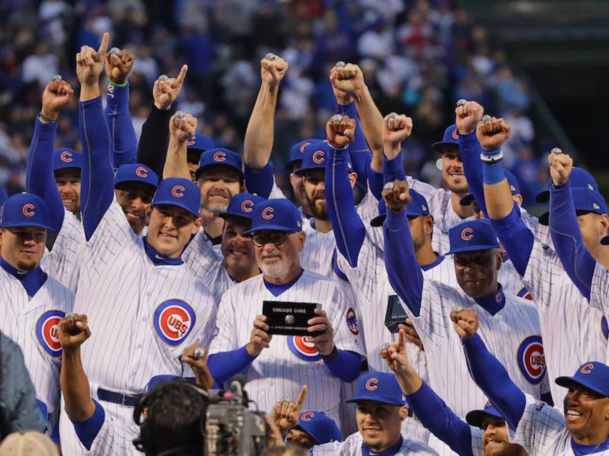 Chicago Cubs Among 2019 World Series Favorites: Vegas ...