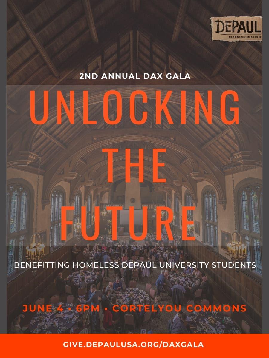 Jun 4   Unlocking the Future: Depaul USA Dax Program Gala