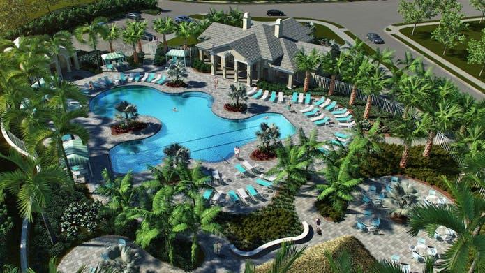 Neal Communities breaks ground on resort-style amenity ...