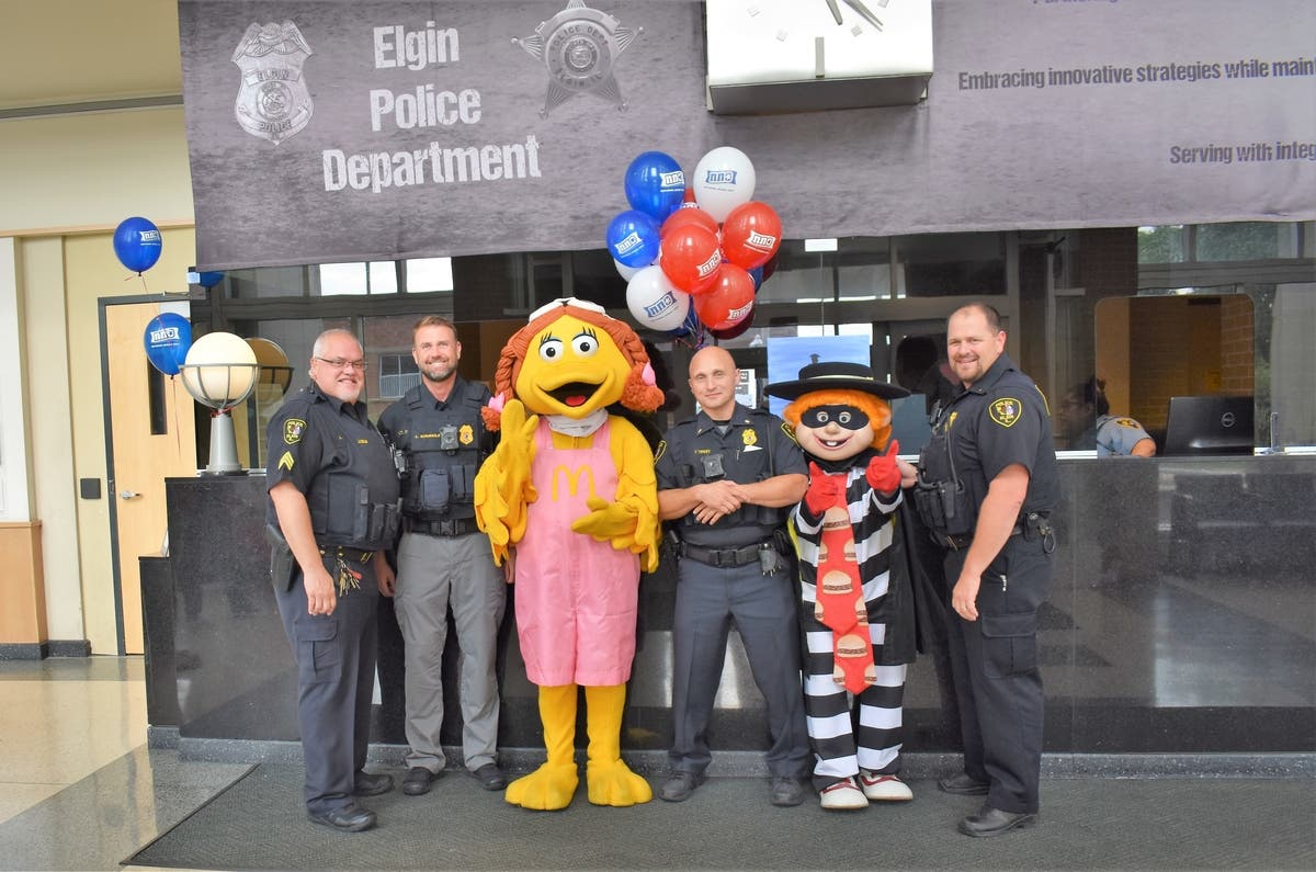 National Night Out with the Elgin Police Department | Elgin, IL Patch