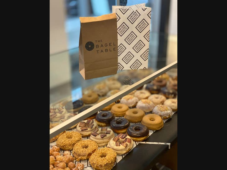Union Square Donuts Announces Ongoing Outpost At The Bagel Table