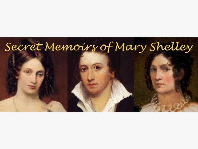 mary shelley autobiography