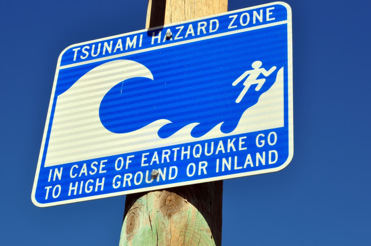 Tsunami Warning System To Be Tested In Northern California