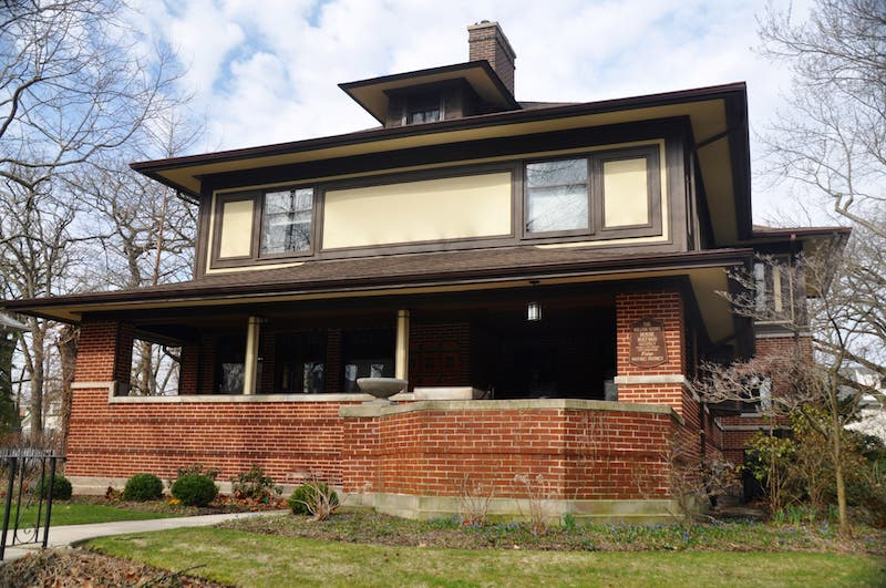 attractive price buy sale amazing selection Beverly Hills-Morgan Park Home Tour Features Two Rare Frank ...