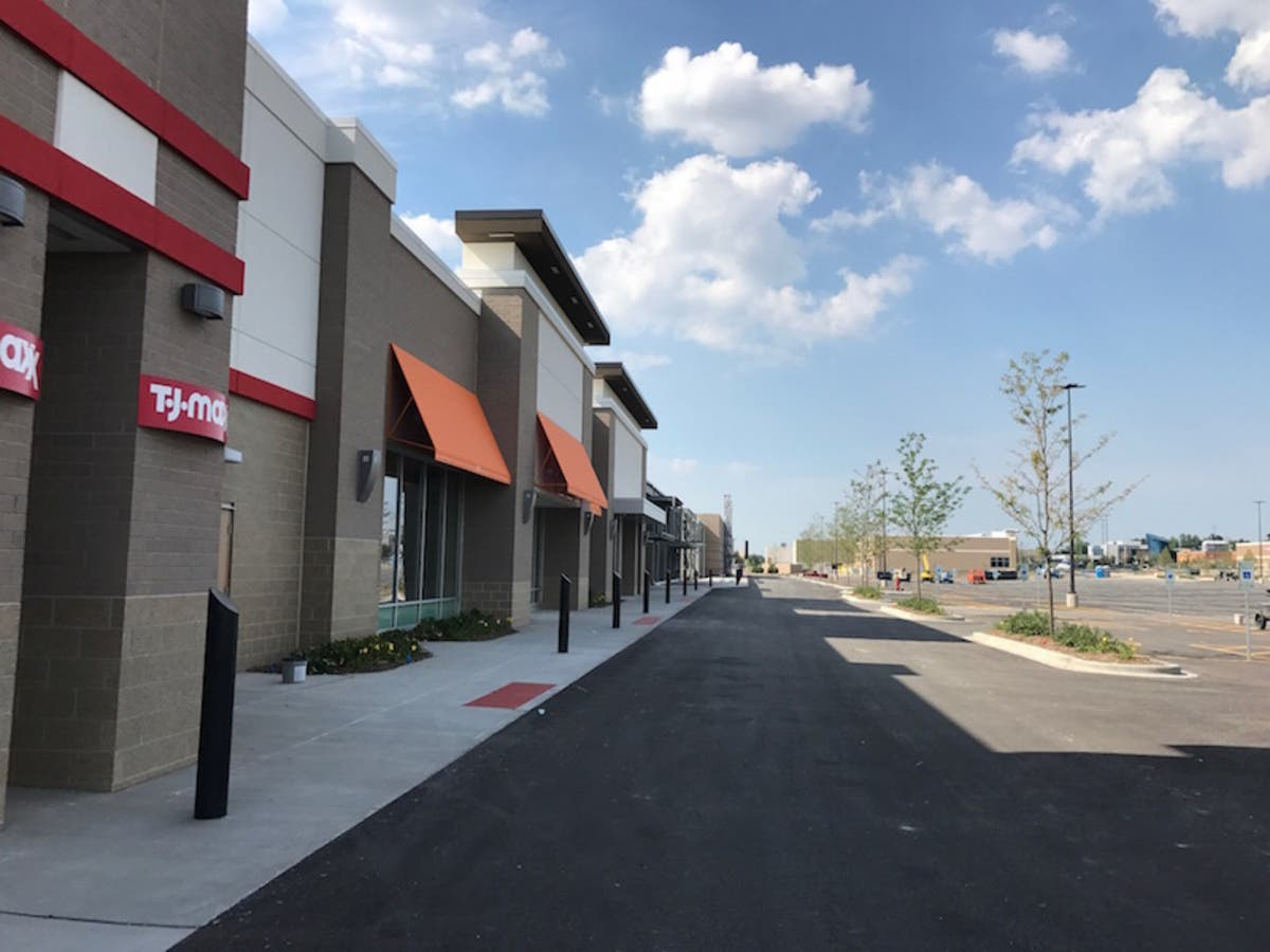 Who's Headed To The New Evergreen Market Place Development