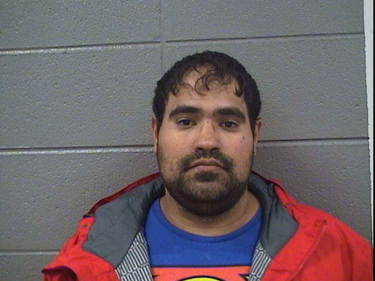 Registered Sex Offender Accused of Soliciting Girl On