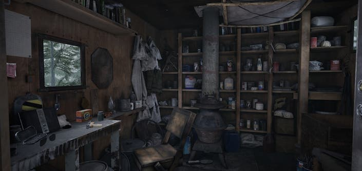 Virtual Reality Experience Lets You Inside The Unabomber's Cabin