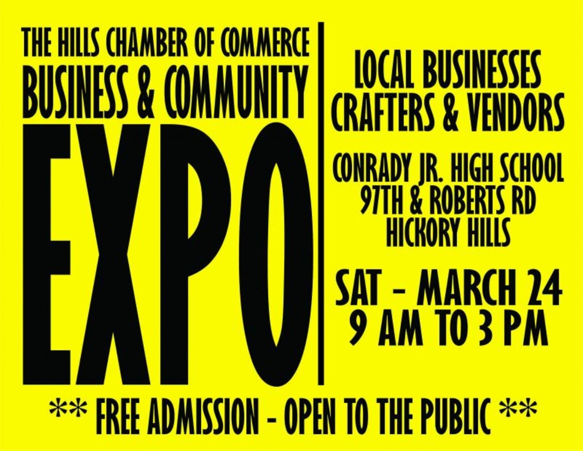 Hills Chamber of Commerce Hosts Business and Community Expo