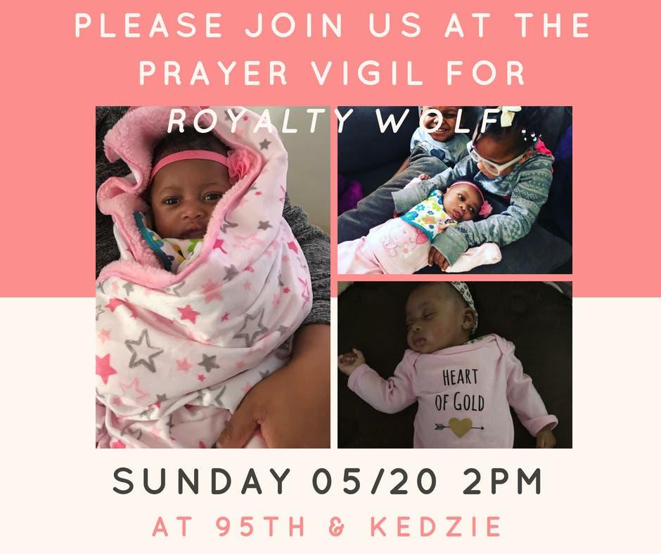 CPD Endangered Infant Bulletin For Royalty Wolf