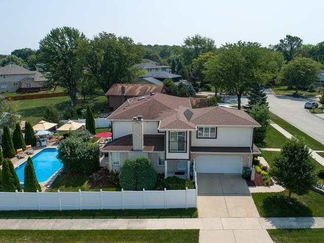 Suburban Oasis Heated Pool Bonus Mother In Law Suite Palos Il Patch