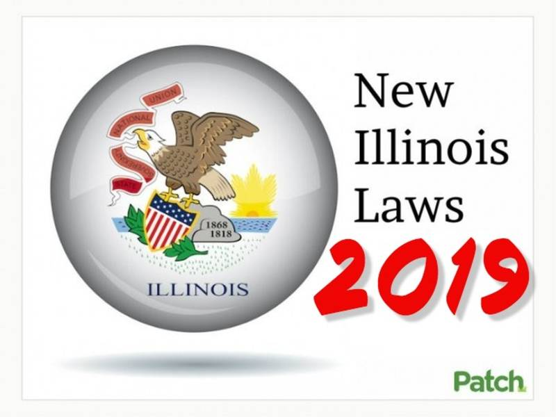 New Laws In Illinois 2019 25 New Illinois Laws in 2019 That Could Change Your Life | Oak