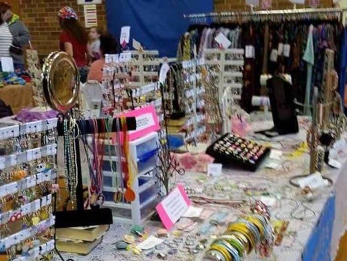 St. Geralds Mothers Club Hosts Spring Craft Fair