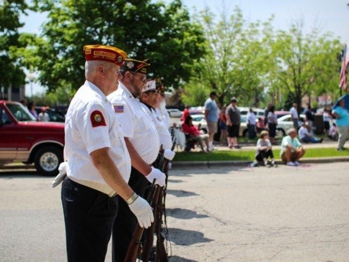 Oak Lawn, Hometown Mark Memorial Day 2019 Tributes To The Fallen