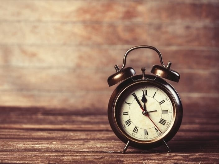 Time to Fall Back: Daylight Saving Time Ends Sunday, Nov. 3