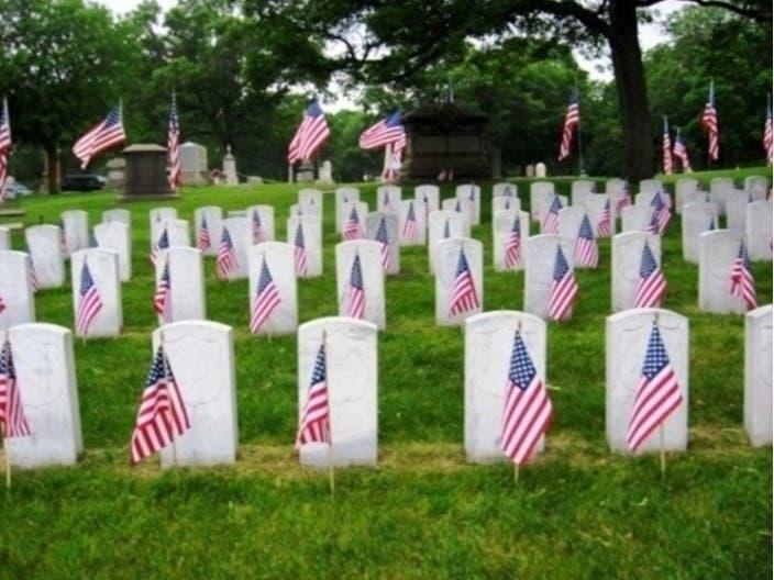 Catholic Cemeteries Plan Virtual Memorial Day Field Mass ...