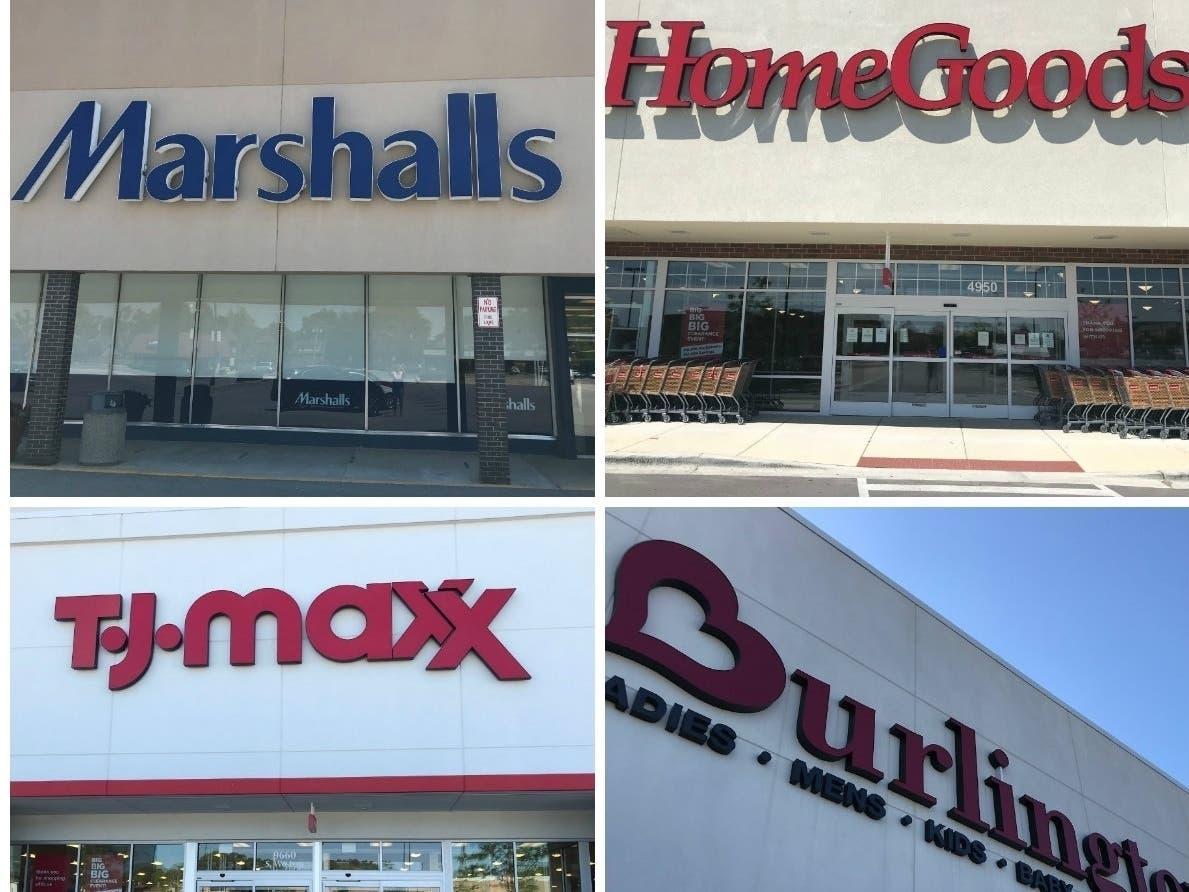 marshalls shoe store near me