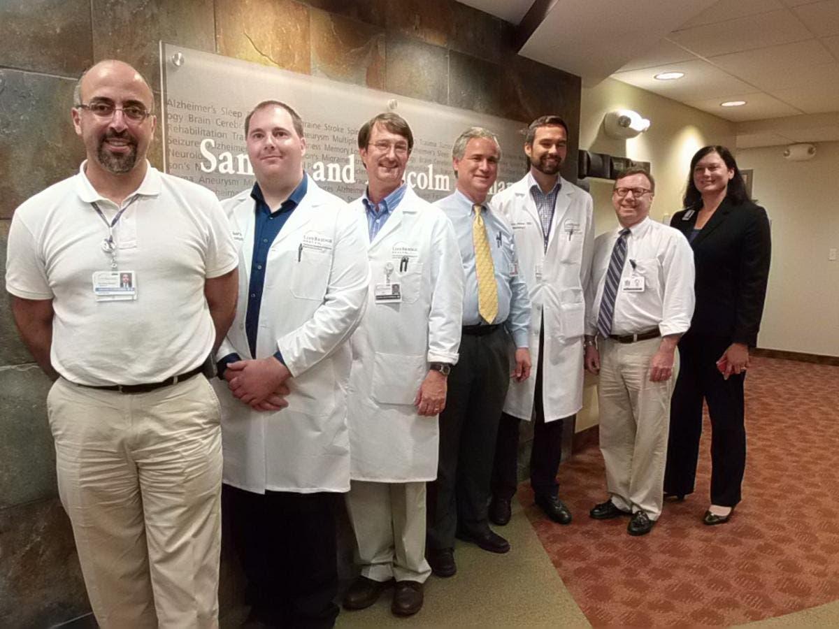 U S  News & World Report Ranks Sinai Hospital's Neurology