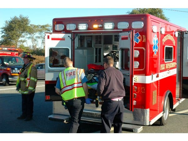 Portsmouth Firefighters Revive Overdose Victim Found in