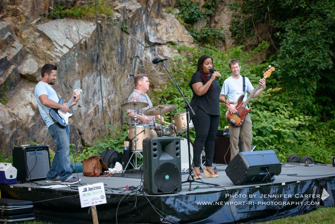 Music Month Concerts in Ballard Park Begin July 6 | Newport