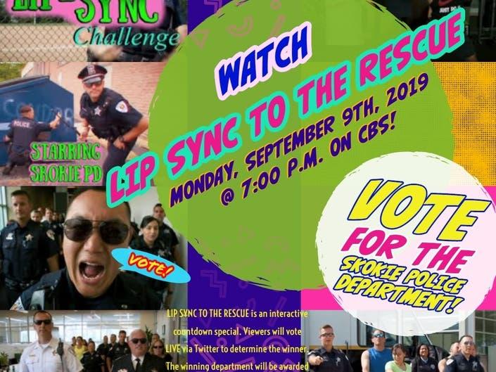 Skokie Police Department Lip Sync Video - Watch on CBS