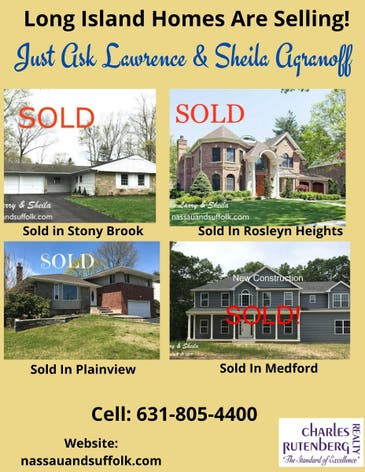 Long Island Homes Are Selling