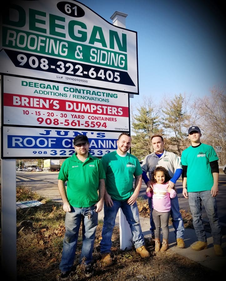 Deegan Roofing Company Helping Family In Need During