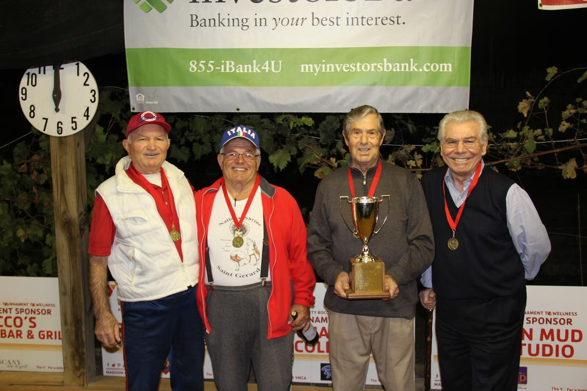 Madison Area Ymca 17th Annual Charity Bocce Invitational Chatham