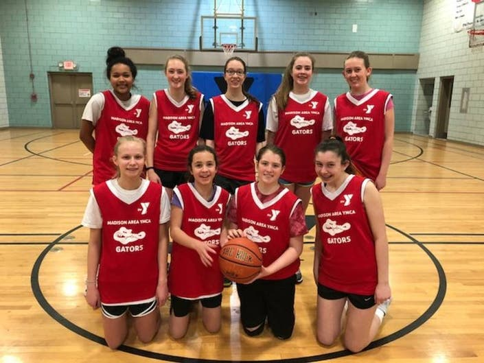 d744016197b Tryouts in October for Madison Area YMCA Gators and Lady Gators. Free  tryouts for boys and girls U12   U14 travel basketball teams