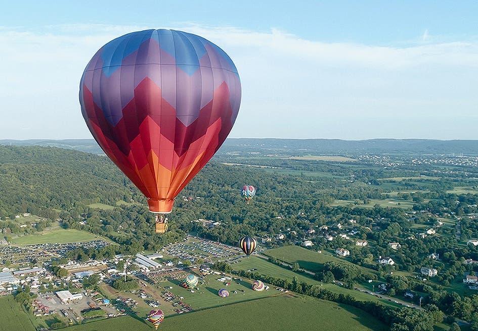 Warren County Farmers' Fair & Hot Air Balloon Festival