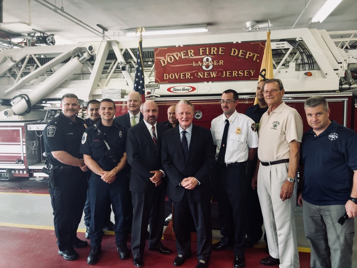 Lance In Dover Announces $228k Federal Grants For Fire