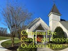 Edgewater Alliance Church Christmas Eve Service Times 2021 Dec 24 Outdoor Christmas Eve Candlelight Service Cancelled For Rain Edgewater Md Patch