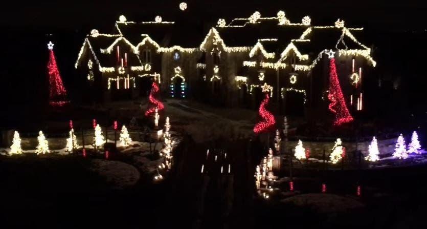 Christmas Light Show Near Me.Campton Hills Christmas Light Show Expected To Draw Even