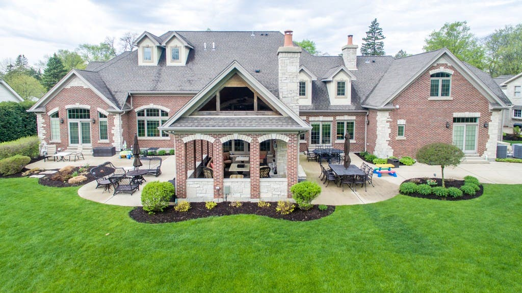 Resort Style Living For 2 Million Wow House Arlington Heights