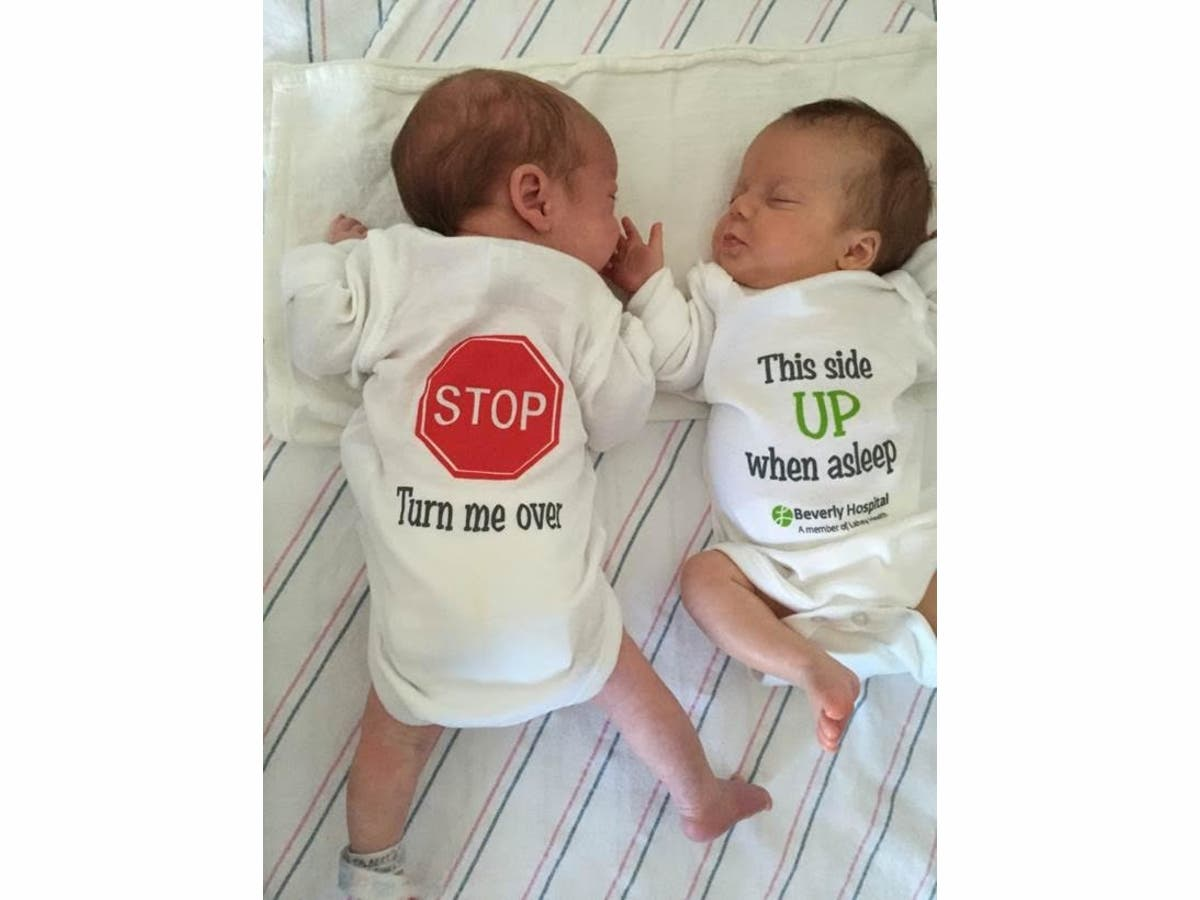 Special Onesies to Promote Safe Sleep | Beverly, MA Patch