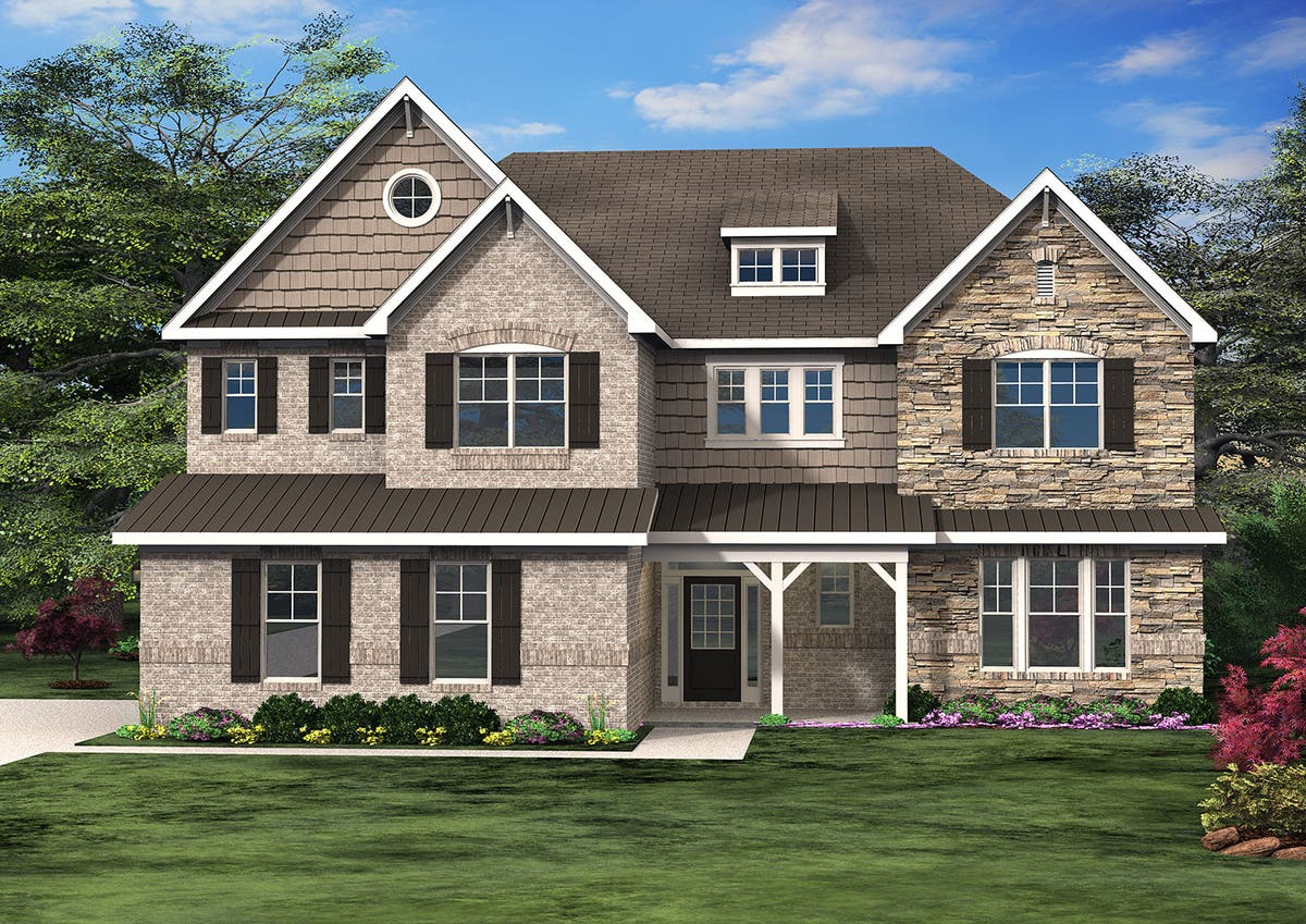Paran Homes Adds Kennesaw To Roster With Debut Of Chestnut Farms