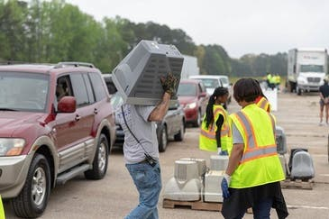 Gwinnett County Readies for 2021 Earth Day Recycling Event ...