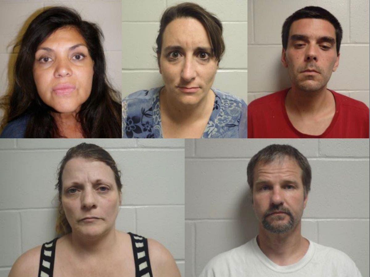 Nashua Merrimack Residents Arrested On Drug Other