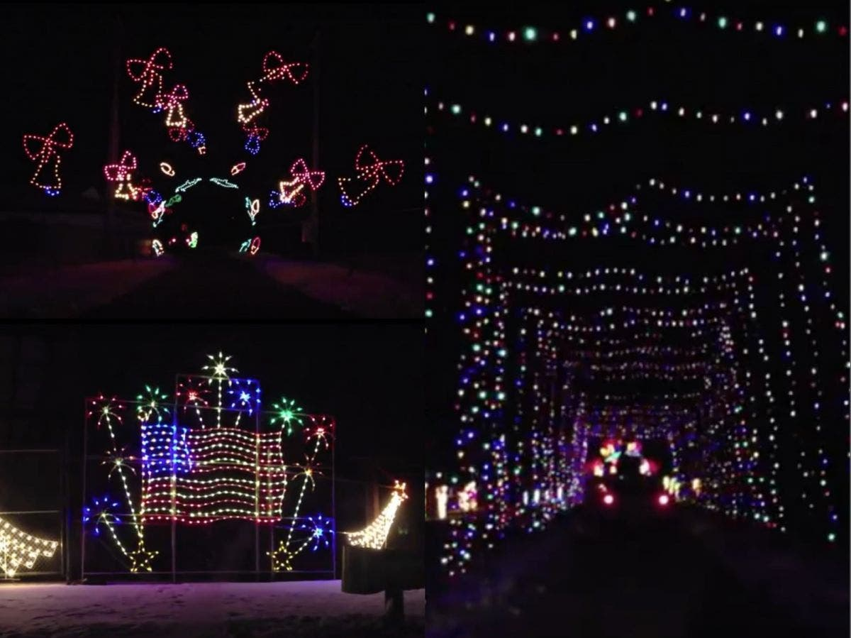 Gift of Lights Underway in Loudon