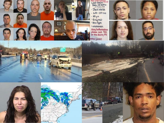 Schools reopen after slayings, manhunt | Sunny 95