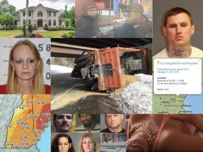 Winter Storm Alerts, Dropped Vote Fraud Investigation, NH