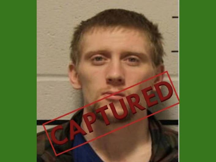 Fugitive Caught Trying To Flee Through The Woods Of New Hampton