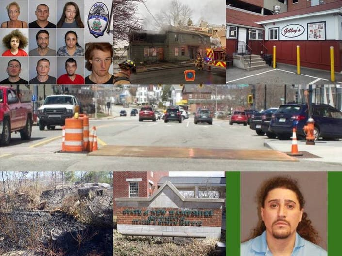 Fires, Drug Busts, Hep A Outbreak, Teen Found, More ...