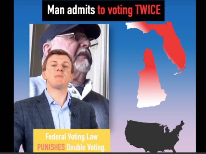 Video Admission Of Double Voting Leads To Charge Against NH Man
