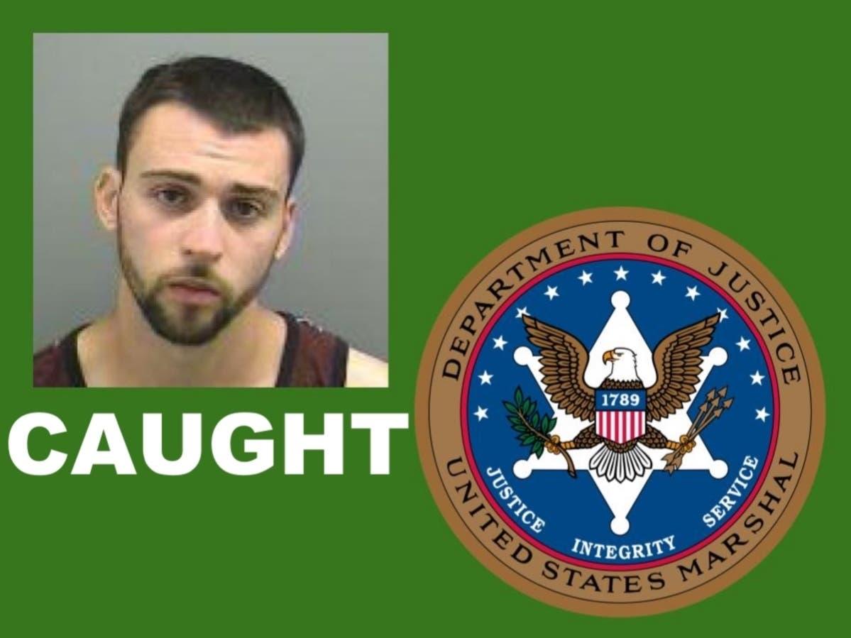 Fugitive Of The Week Captured, Arrested On 3 Warrants