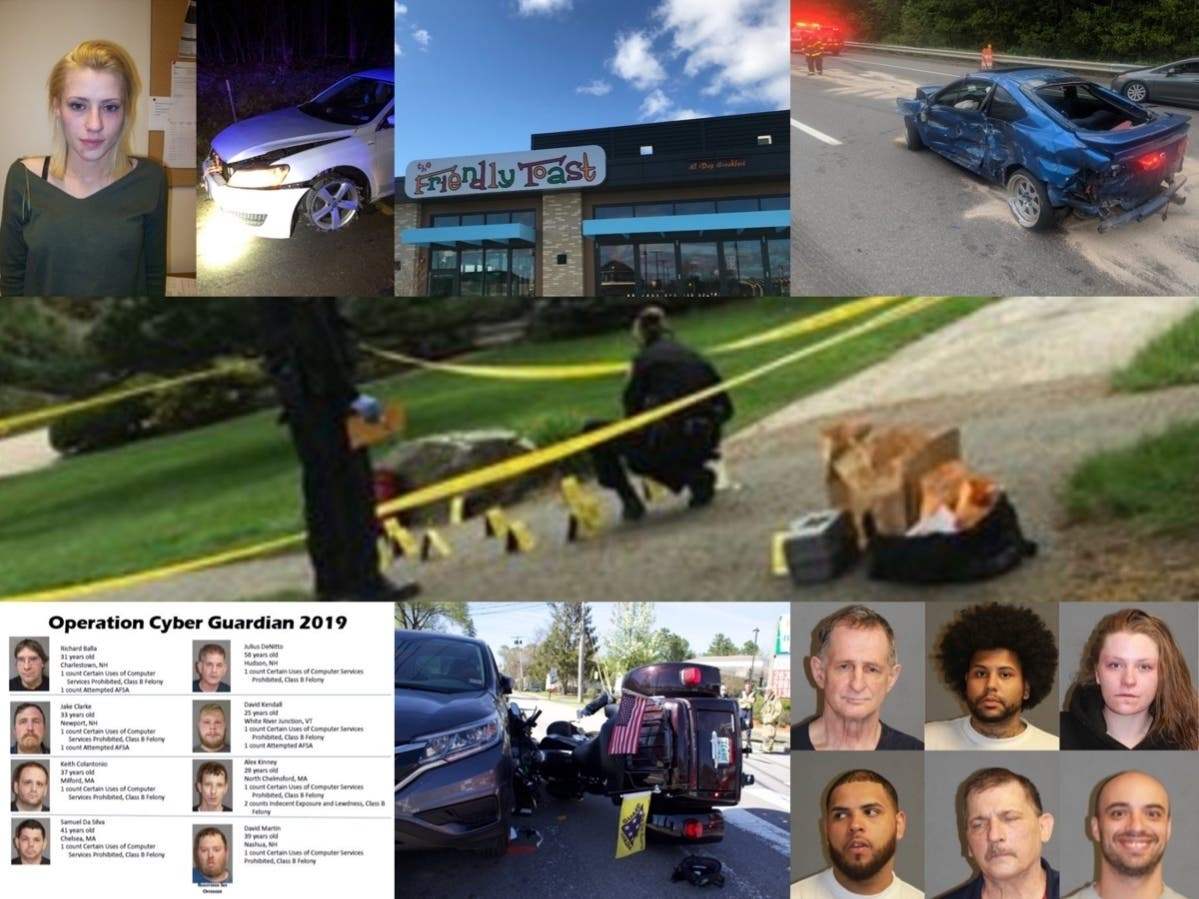 Drug Busts, Fatal Crashes, New Eateries: Most Viewed On NH