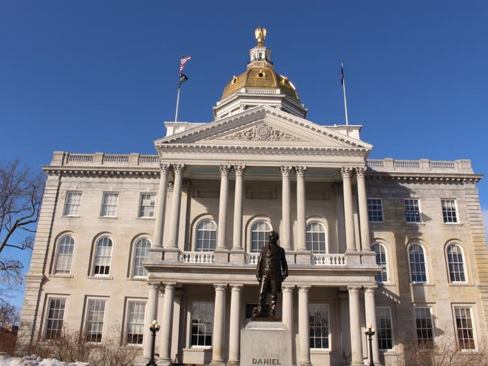 NH House, Senate Approve Continuing Resolutions On State Budget