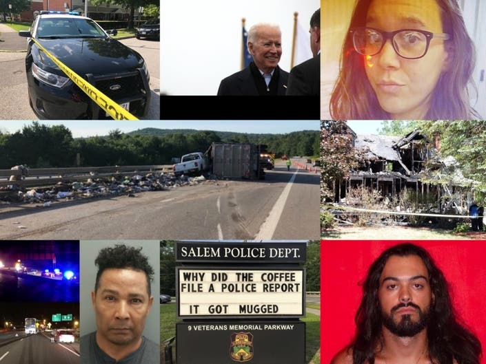 Sex Crimes Arrest, Truck Crashes, UFOs, And More: Nearby News