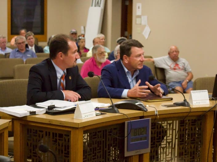 Concord City Council Votes To Reject Employment Security Project