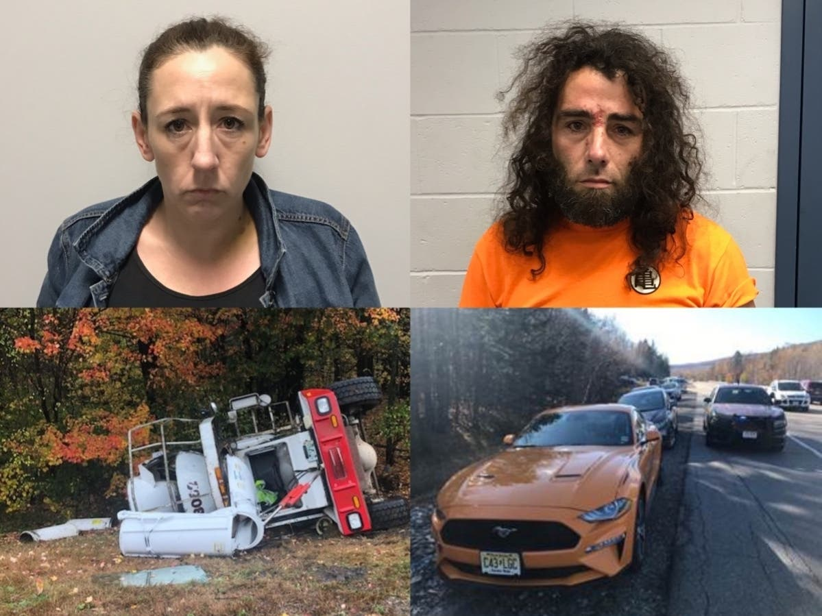 Reckless Driving Arrests, Drug Bust In Franklin: State
